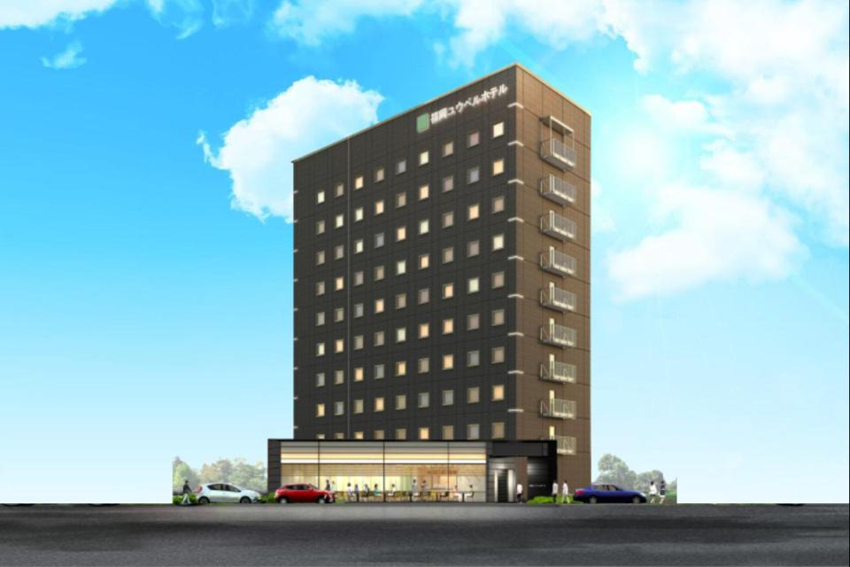 福岡ユウベルホテル【2021年5月オープン予定】