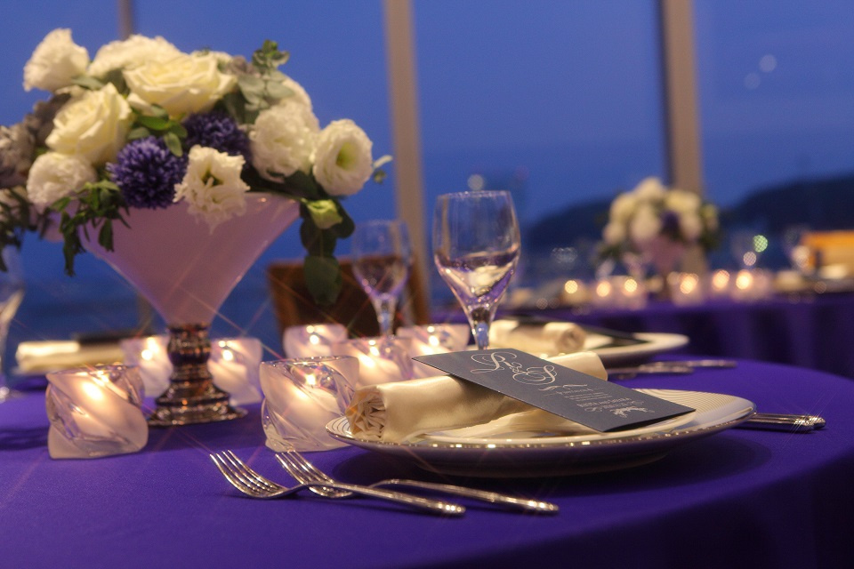 記念日お祝いディナー