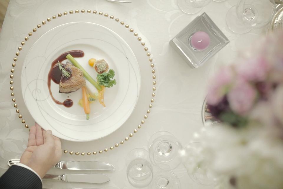 記念日お祝ディナー