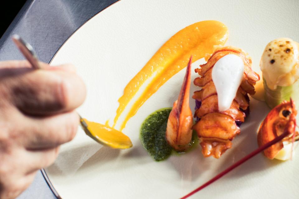 Restaurant Marriyell ディナー