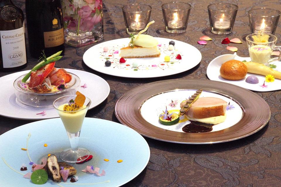 「敬老の日」お祝いディナー