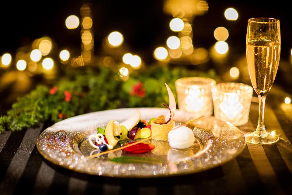 新レストラン☆W dining☆クリスマスディナー【ユウベルアドバイザー限定】