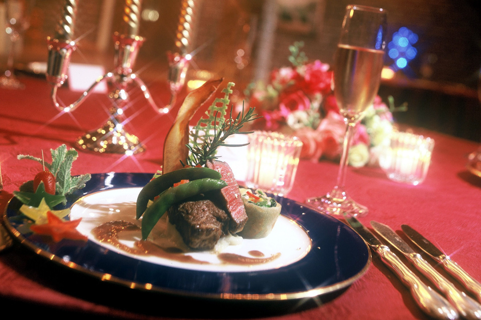 グラン八代平安閣 Xmas Dinner2019