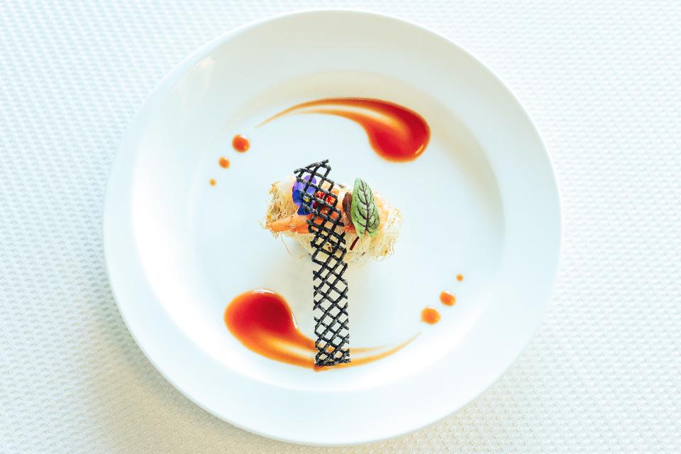 【おめでとうレストラン】 アニバーサリーディナー