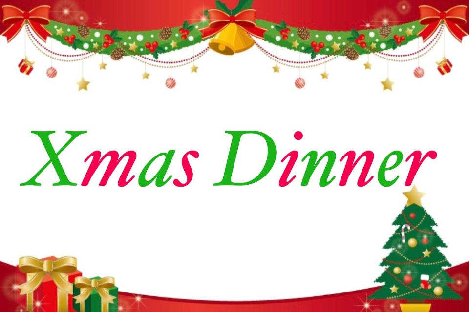 【おめでとうレストラン】X'mas&ファミリーディナー
